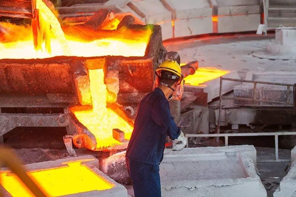 Vật liệu chịu lửa cho ngành luyện đồng