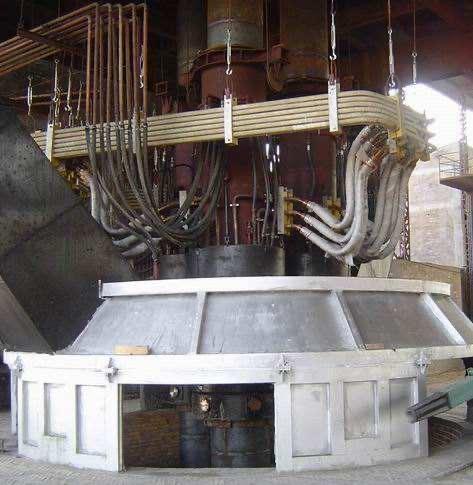 Vật liệu chịu lửa cho ngành luyện kim